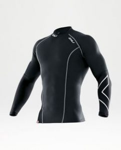 2xu compression shirt best