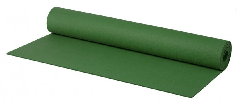 Yoga Mats on Carpet
