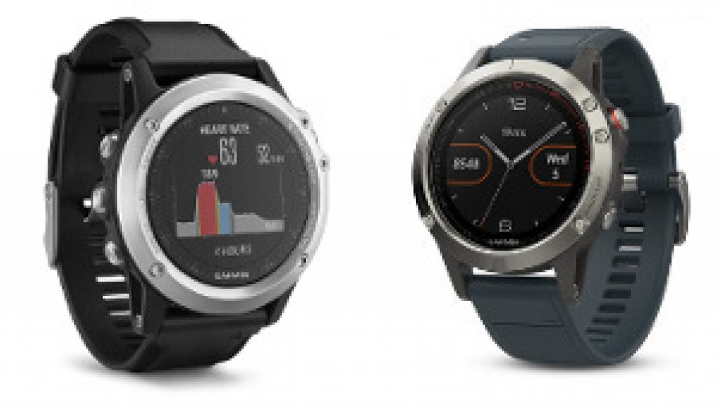 Garmin Fenix 3 Vs Fenix 5 Compression Design