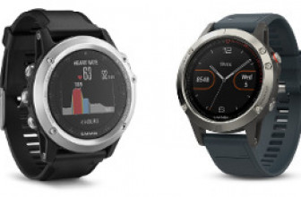 Garmin Fenix 3 Vs. Fenix 5