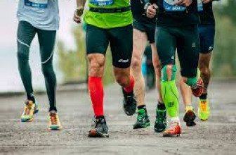 Compression Wear for Runners and Triathletes